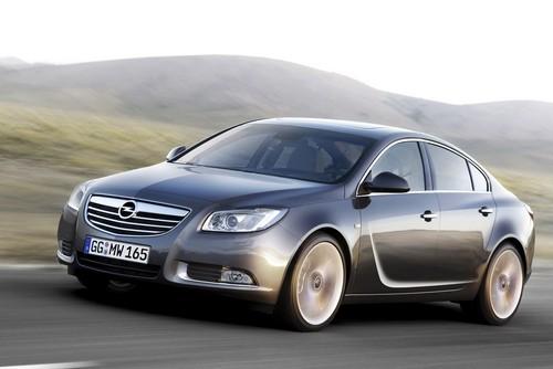 Dane Techniczne Opel Insignia. Modyfikacja Oraz Rocznik.