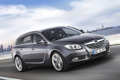 Opel Insignia Sports Tourer Uniwersal Od 2009 do dziś