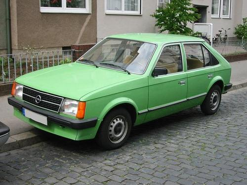 Opel Kadett  Hatchback Od 1979 do 1984