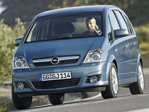 Opel Meriva Mpv Od 2005 do 2010