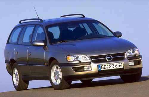 Opel Omega Wagon Od 1997 do 1999