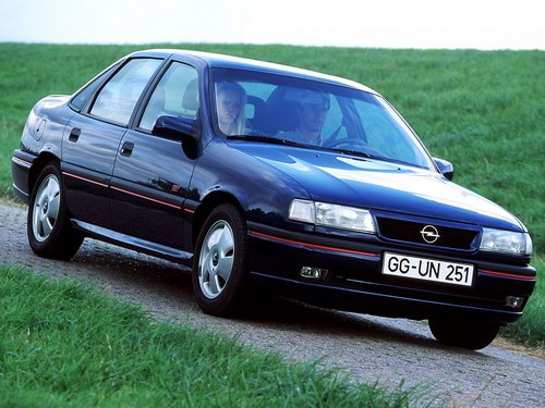 Opel Vectra  Sedan Od 1992 do 1995