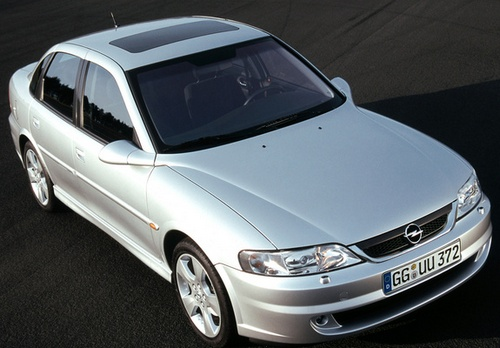 Opel Vectra  Sedan Od 1999 do 2002