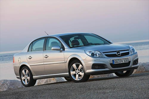 Opel Vectra  Sedan Od 2005 do 2009
