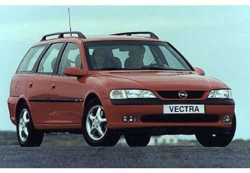 Opel Vectra Wagon Od 1996 do 1999
