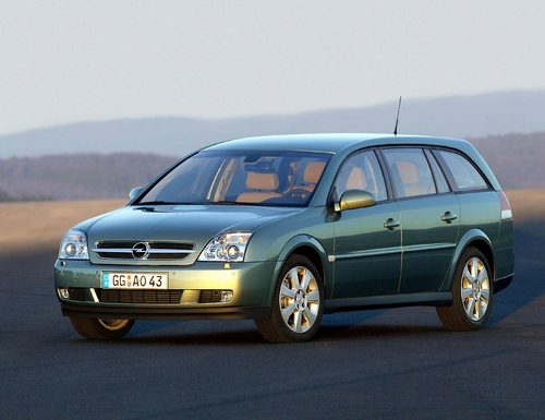 Opel Vectra Wagon Od 2003 do 2005