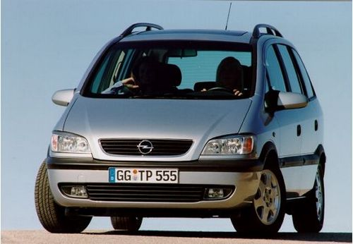 Opel Zafira Mpv Od 1999 do 2003