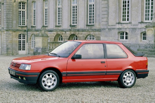 Peugeot 309 Hatchback Od 1986 do 1993