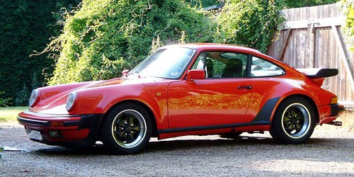 Porsche 911  Coupé Od 1984 do 1989