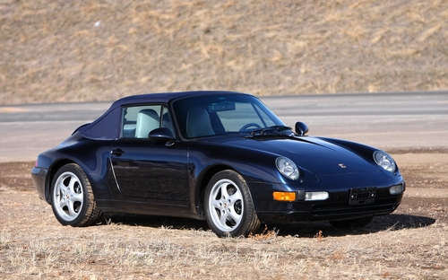 Porsche 911  Kabriolet Od 1994 do 1997