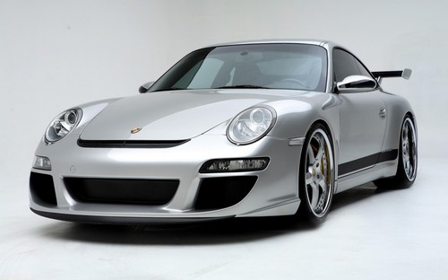 Porsche 911  Coupé Od 2008 do dziś