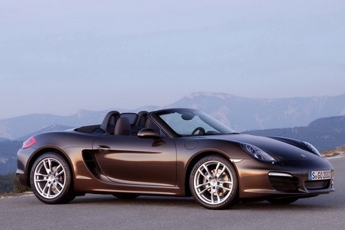 Porsche Boxster Roadster Od 2012 do dziś