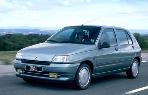 Renault Clio Hatchback Od 1991 do 1998