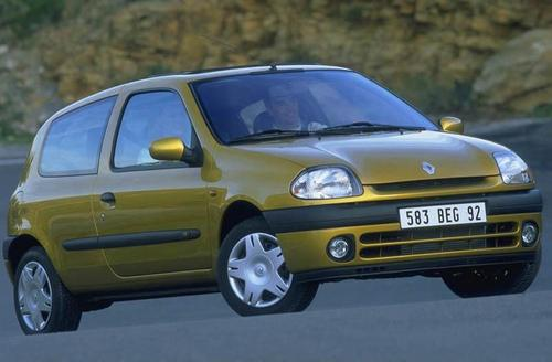 Renault Clio Hatchback Od 1998 do 2001