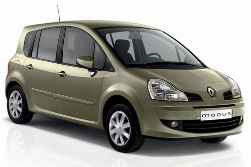 Renault Grand Modus Minivan Od 2008 do 2012