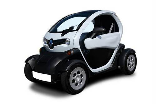 Renault Twizy Coupé Od 2012 do dziś