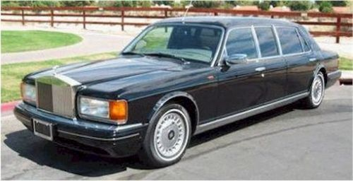 Rolls-Royce Limousine (Park Ward) Sedan Od 1997 do 1999