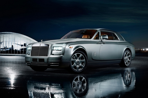 Rolls-Royce Phantom Coupé Od 2012 do dziś
