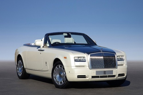 Rolls-Royce Phantom Drophead Coupé Od 2012 do dziś