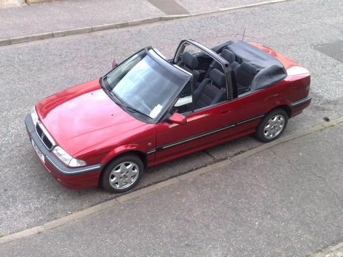 Rover 200 Kabriolet Od 1992 do 1999