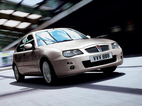 Rover 25 Hatchback Od 2004 do 2005