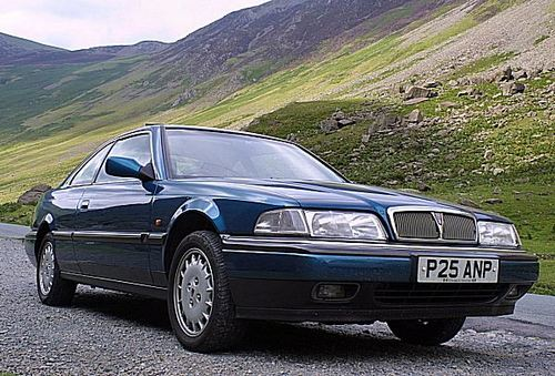 Rover 800 Coupé Od 1992 do 2000