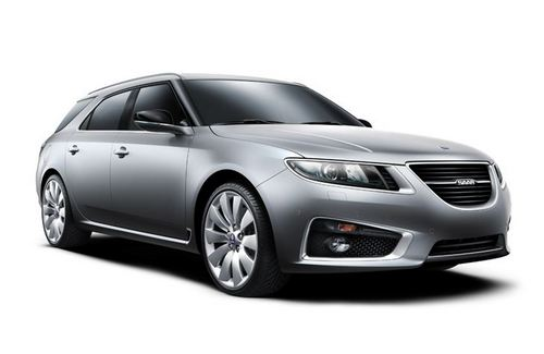 Saab 9-5 Sportwagon Od 2011 do 2011