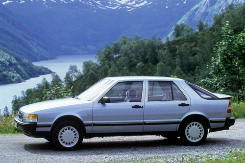 Saab 9000 Hatchback Od 1985 do 1998