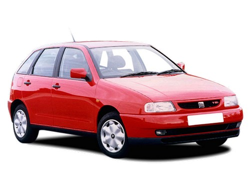 SEAT Ibiza Hatchback Od 1999 do 2002