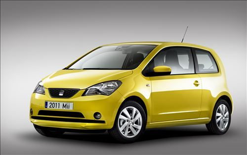 SEAT Mii Hatchback Od 2012 do dziś