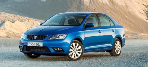 SEAT Toledo Hatchback Od 2013 do dziś