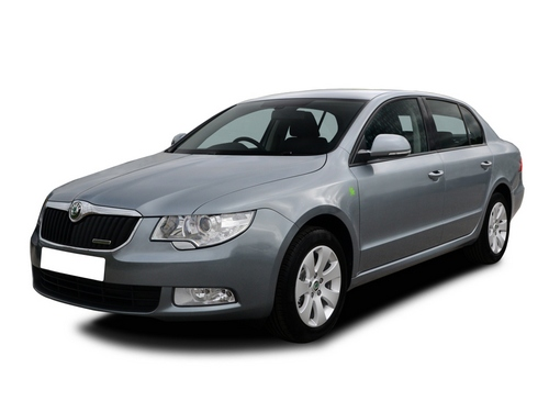 Skoda Superb Hatchback Od 2008 do dziś