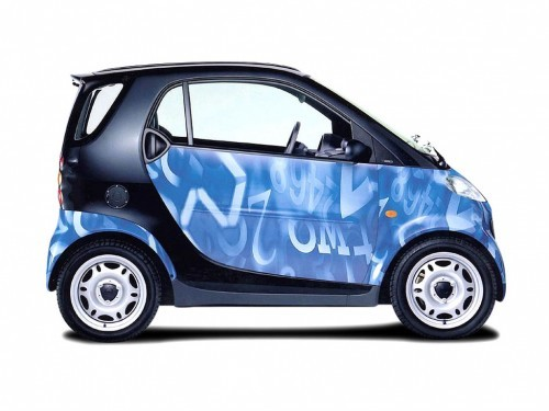 Smart City Coupé Od 2000 do 2004