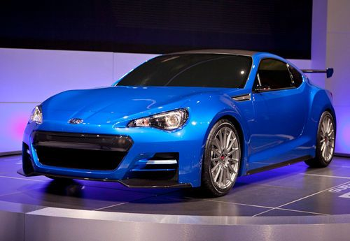 Subaru BRZ Coupé Od 2012 do dziś