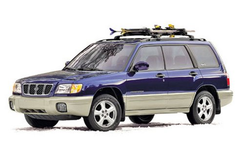 Subaru Forester Crossover (Terenówka) Od 1997 do 2003