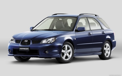 Subaru Impreza Sports Wagon Od 2005 do 2008