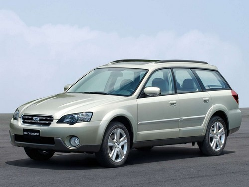 Subaru Outback Uniwersal Od 2003 do 2009
