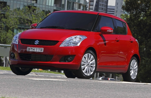 Suzuki Swift Hatchback Od 2010 do dziś