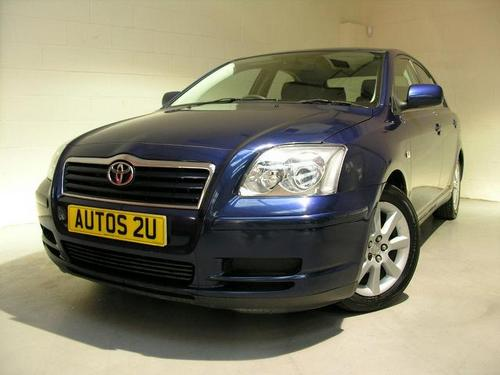 Toyota Avensis Hatchback Od 2003 do 2008