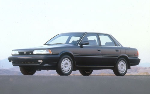 Toyota Camry Sedan Od 1991 do 1996