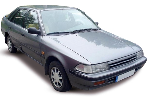 Toyota Carina Hatchback Od 1988 do 1992