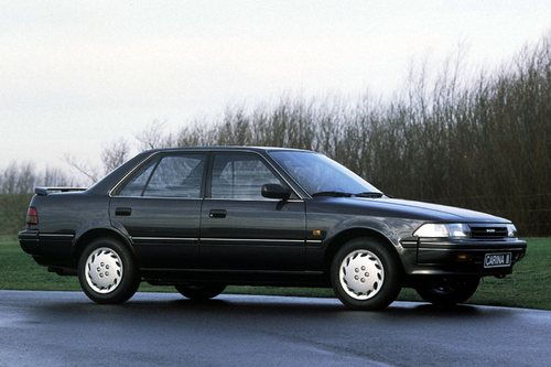 Toyota Carina Sedan Od 1984 do 1992