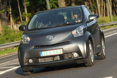 Toyota IQ Hatchback Od 2009 do dziś