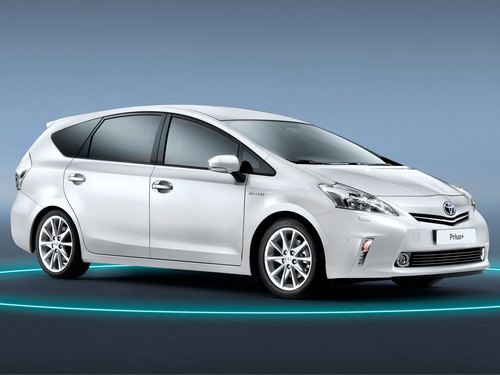 Toyota Prius Plus Od 2012 do dziś