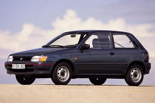 Toyota Starlet Hatchback Od 1990 do 1996