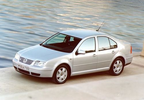 Volkswagen Bora Sedan Od 1999 do 2005