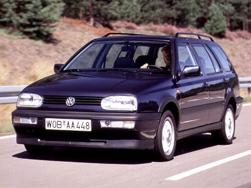 Volkswagen Golf Uniwersal Od 1994 do 1999