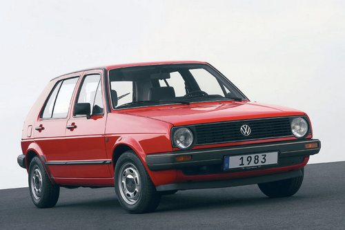 Volkswagen Golf Hatchback Od 1984 do 1992