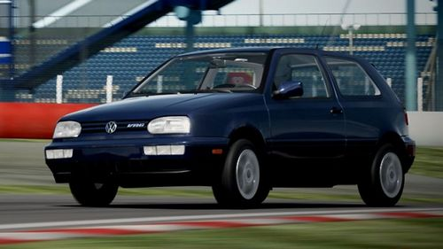 Volkswagen Golf Hatchback Od 1997 do 2004