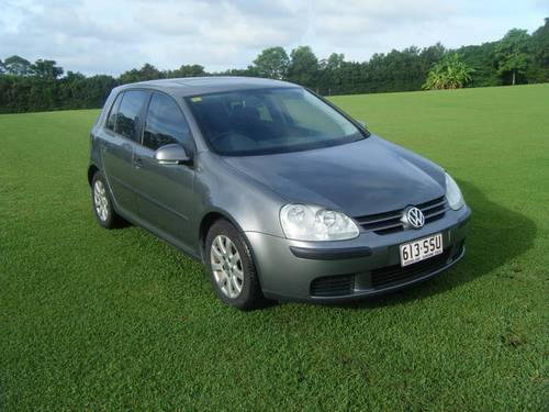 Volkswagen Golf Hatchback Od 2004 do 2008